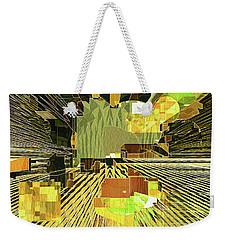 Tweaking The Future 12 Weekender Tote Bag