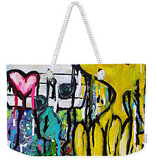 Tweet.love Weekender Tote Bag