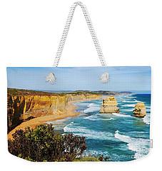 Twelve Apostles Australia Weekender Tote Bag