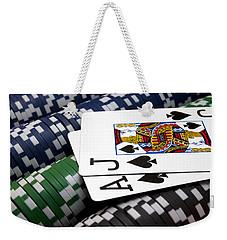 Twenty One Weekender Tote Bag