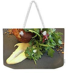 Twice Baked Binham Blue Cheese & Walnut Weekender Tote Bag