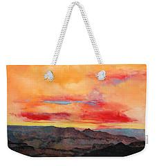 Twilight 8 Weekender Tote Bag by M Diane Bonaparte