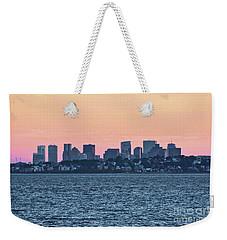 Twilight Boston Weekender Tote Bag