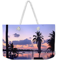 Twilight Weekender Tote Bag by Corinne Rhode