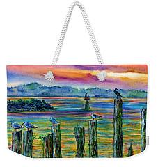 Twilight Weekender Tote Bag