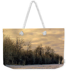 Twilight Weekender Tote Bag by Elfriede Fulda