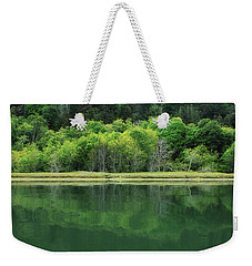 Twilight Glow Weekender Tote Bag by Donna Blackhall