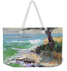 Twilight In Santa Cruz Weekender Tote Bag