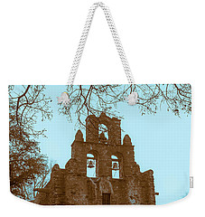Twilight In The Mission Weekender Tote Bag