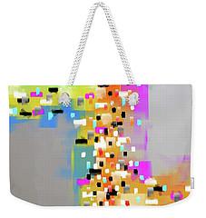 Twilight Jam Weekender Tote Bag