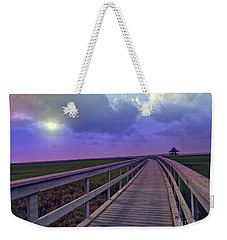 Twilight Nature Walk Weekender Tote Bag