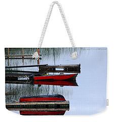 Twilight Reflections Weekender Tote Bag by Debbie Oppermann