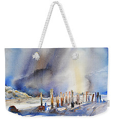 Twilight Time Weekender Tote Bag