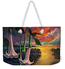 Twilight Trumpets Weekender Tote Bag
