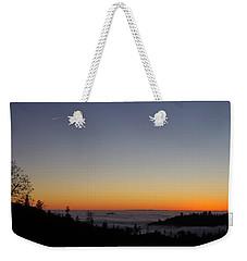 Twilight Valley Weekender Tote Bag