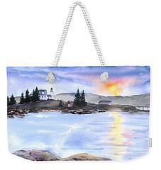 Twilight Welcome Weekender Tote Bag