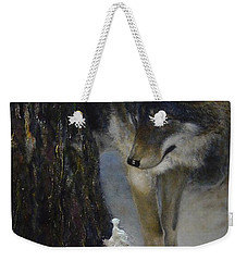 Twilight's Preyer  Weekender Tote Bag