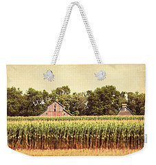 Twin Peaks Weekender Tote Bag by Julie Hamilton