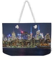 Twinkle Big City Weekender Tote Bag