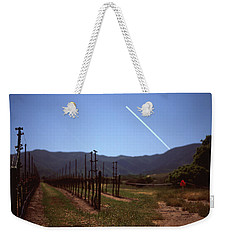 Twinkle Over Monterey Weekender Tote Bag