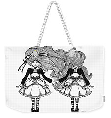 Twins Alice Weekender Tote Bag