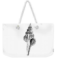 twirly Shell Weekender Tote Bag