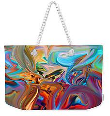 Twist 44 Weekender Tote Bag