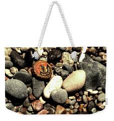 Twist To Open Weekender Tote Bag