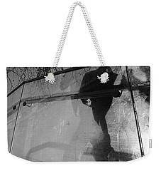 Twisted Weekender Tote Bag