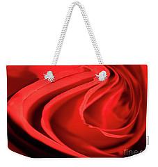 Twisted Rose Weekender Tote Bag