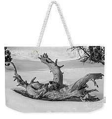 Twisted Weekender Tote Bag by Sue Smith