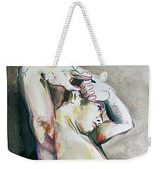 Twisting Towards The Light Weekender Tote Bag