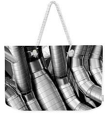 Twisty Tubes Weekender Tote Bag