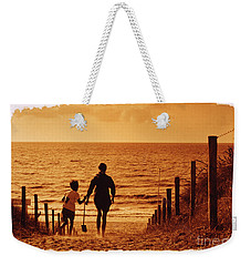 Two At Sea Weekender Tote Bag