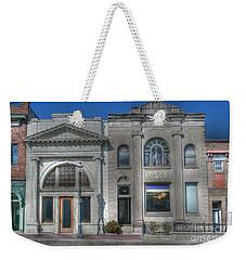 Two Banks Weekender Tote Bag