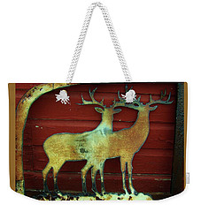 Two Bucks 1 Weekender Tote Bag
