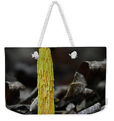 Two Colored Bolete Weekender Tote Bag