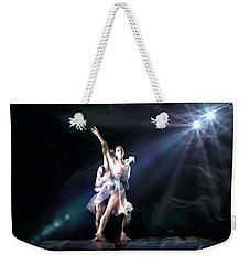 Two Dancers Weekender Tote Bag