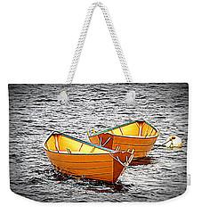 Two Dories Weekender Tote Bag