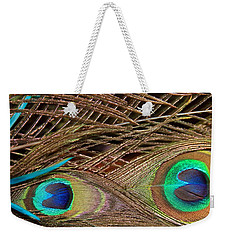 Two Feathers Weekender Tote Bag