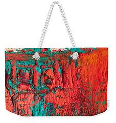 Two Weekender Tote Bag by Heather Roddy