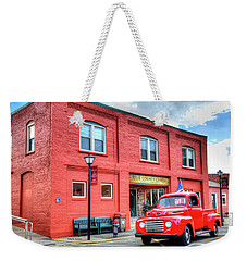Two Old Classics Weekender Tote Bag by Dale R Carlson
