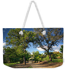 Two Old Oak Trees Weekender Tote Bag by Endre Balogh