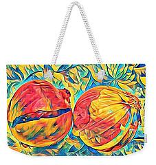 Two Onions Weekender Tote Bag