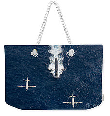 Two P-3 Orion Maritime Surveillance Weekender Tote Bag