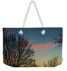 Two Planes Weekender Tote Bag