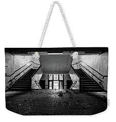 Two Sides Weekender Tote Bag