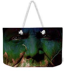 Two Stars Weekender Tote Bag by Ed Hall
