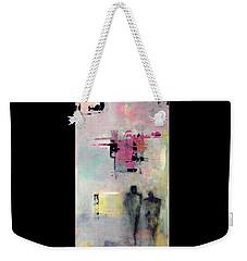 Two Walk Alone Weekender Tote Bag