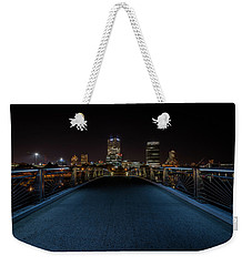 Two Worlds Meet Weekender Tote Bag